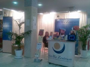 SitaMa Zentrum Messestand